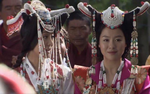 《西藏秘密》郭晓东带娃频出尴尬事,青年暧昧让其羞红脸