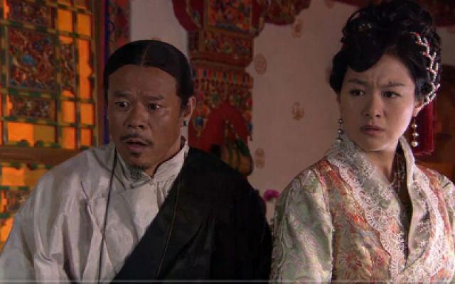 《西藏秘密》沈傲君遭丈夫质问,一人出现让其有口难言