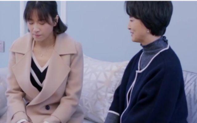 刘晓雅执意住养老院,他的出现,安安放心了许多
